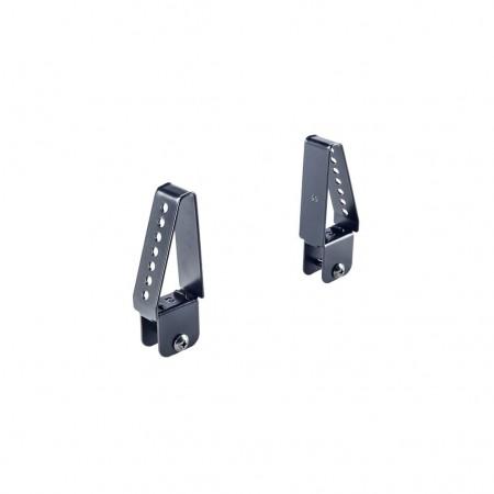 4 topes laterales 10cm para portaequipajes Cruz