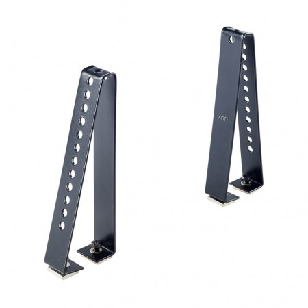 6 topes laterales 18cm para barras Cruz de aluminio