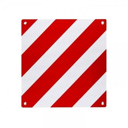 Cruz placa señalización V20